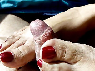 Best Footjob Porn Videos