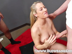 Best Blowbang Porn Videos