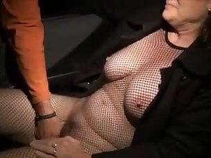 Best Fishnet Porn Videos
